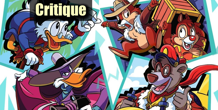 Disney Afternoon Collection