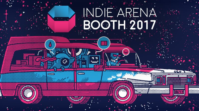 Interview – Indie Arena Booth 2017 (Jana Reinhardt)
