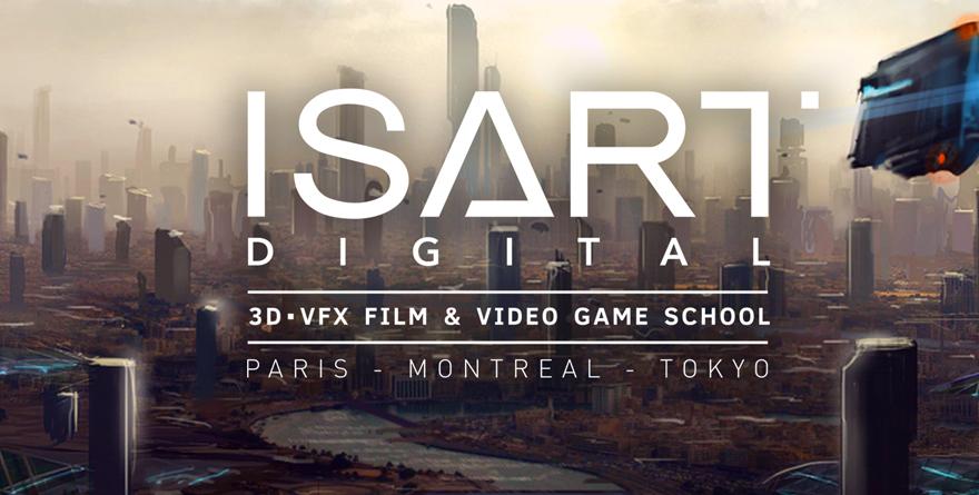 Isart Digital : Quelques jeux de la promo 2017
