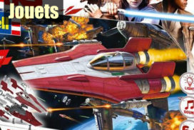 Maquette Revell «Star Wars: Resistance A-Wing Fighter»