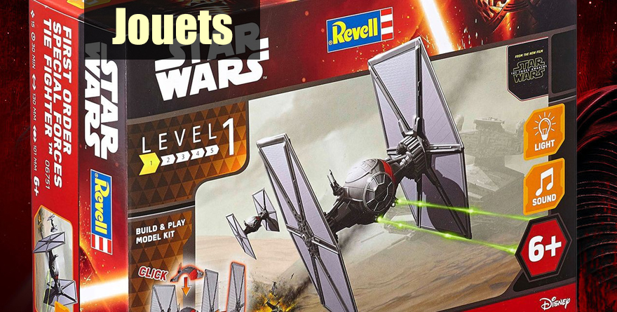 Maquette Revell « Star Wars : First Order Special Forces Tie