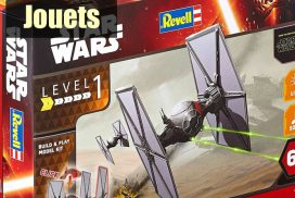Maquette Revell « Star Wars : First Order Special Forces Tie Fighter » - Level 1