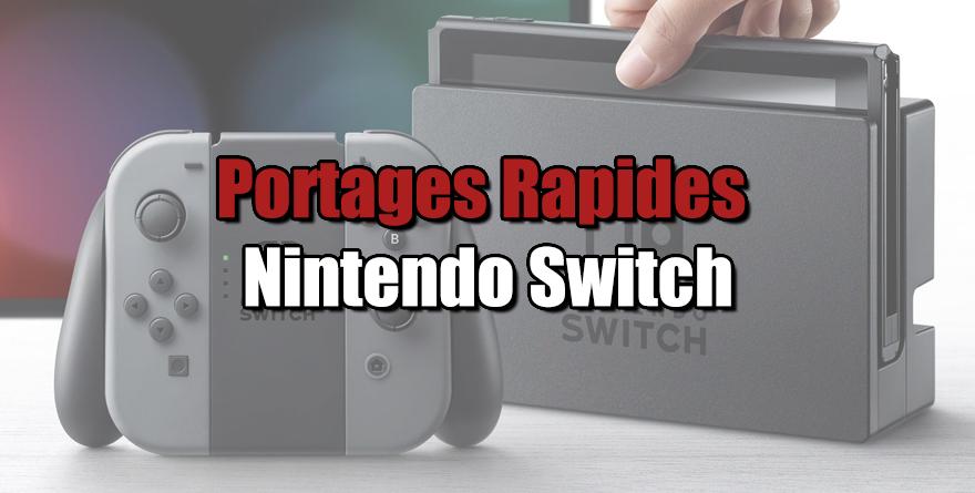 Rapides Portages Switch