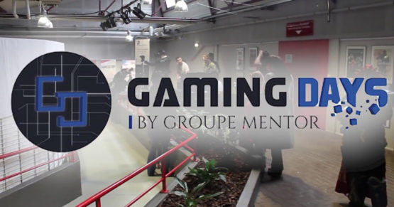 Gaming Days – Petit salon, grand rayonnement