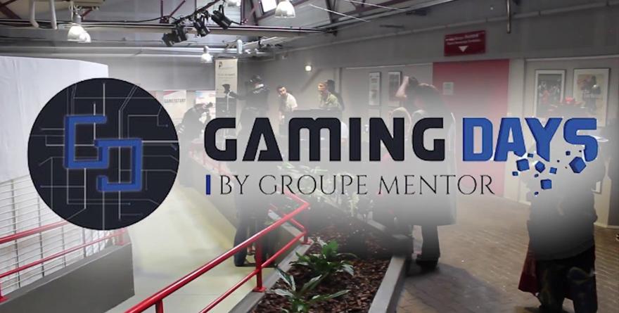 Gaming Days - Petit salon, grand rayonnement