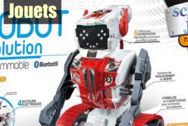 Robot Évolution