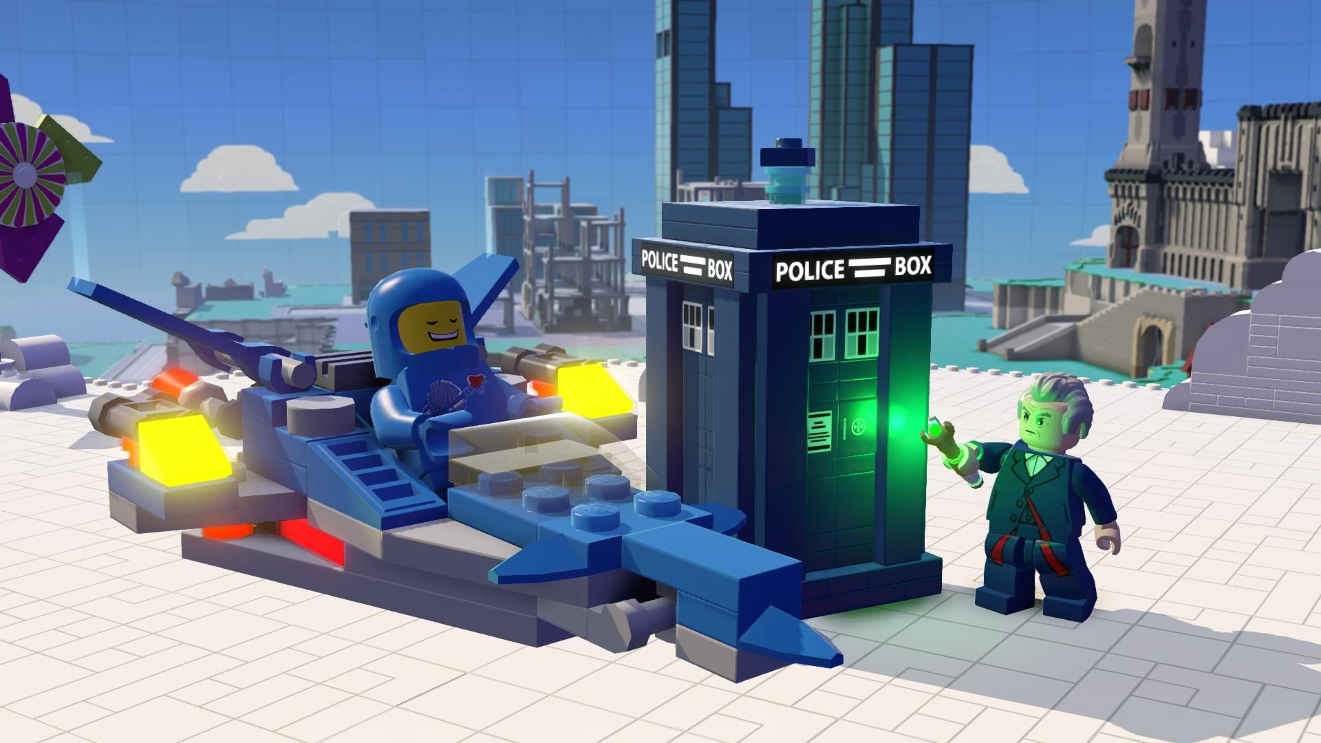 Lego Dimensions jouet de remplacement étiquettes-PS4//PS3//Xbox//Wii U