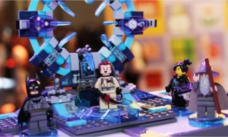 LEGO Dimensions  It's always great when new friends drop in.... - Google Chrome