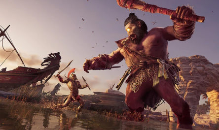 Assassin's Creed Odyssey : Patch 1.06