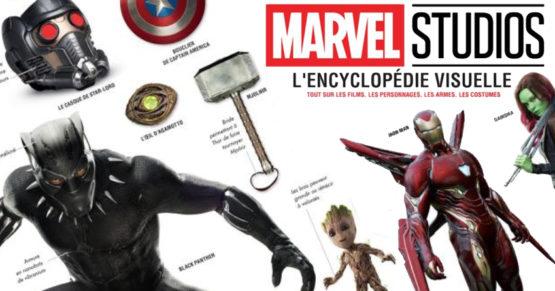 Marvel Studios – L'encyclopédie visuelle