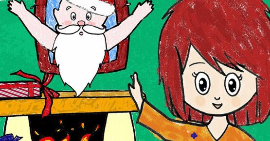 """Wakatoon : """"Le Père Noël est en retard"""""""