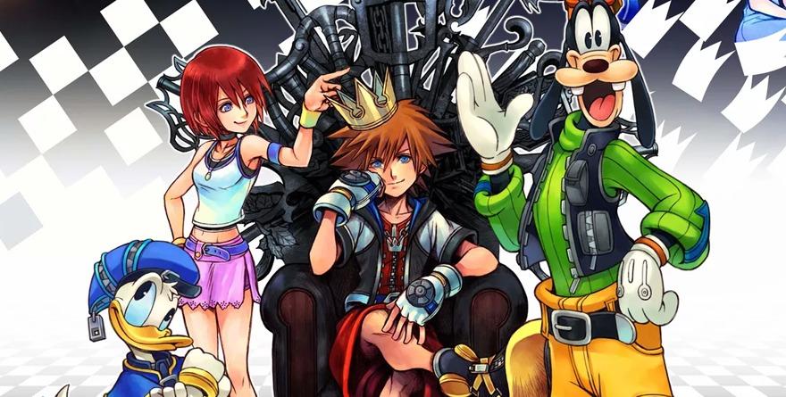 Kingdom Hearts : les Résumés