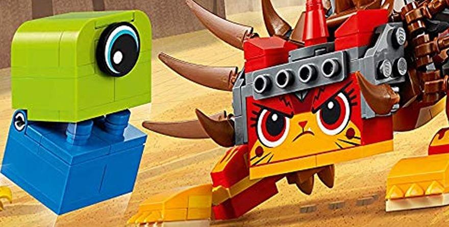 The LEGO Movie 2 – 70827 : Ultrakatty et la guerrière Lucy