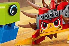 The LEGO Movie 2 - 70827 : Ultrakatty et la guerrière Lucy