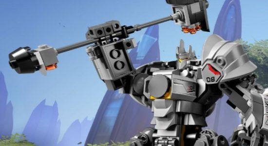 LEGO – Overwatch : Reinhardt