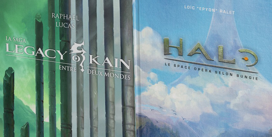 Third Editions – Halo & Legacy of Kain