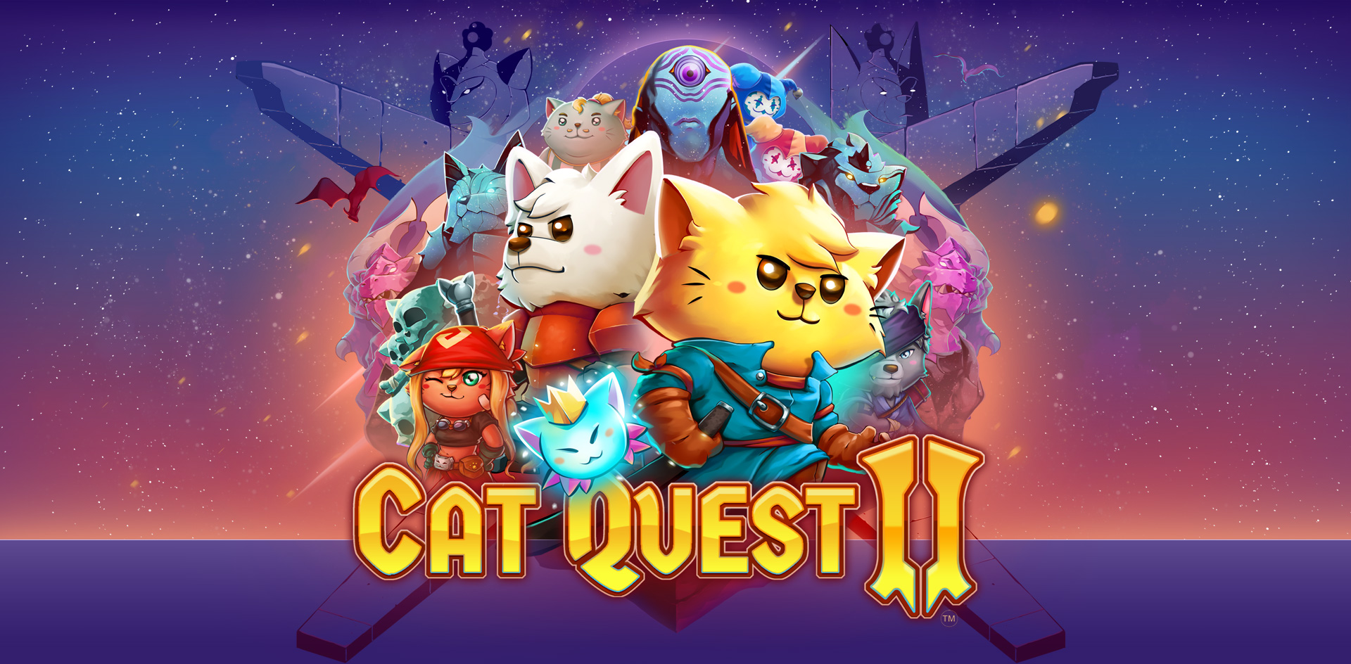 Cat Quest II