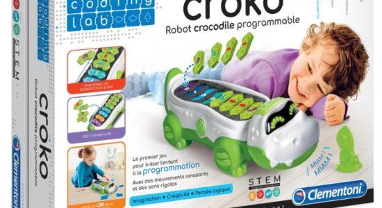Robot Croko