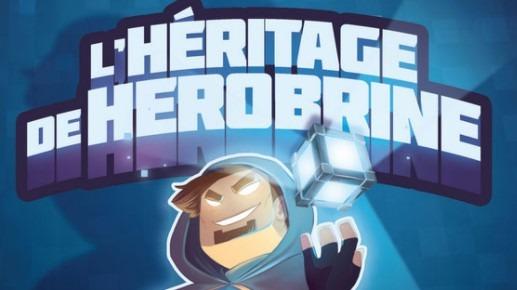 Livre – L'Héritage de Herobrine