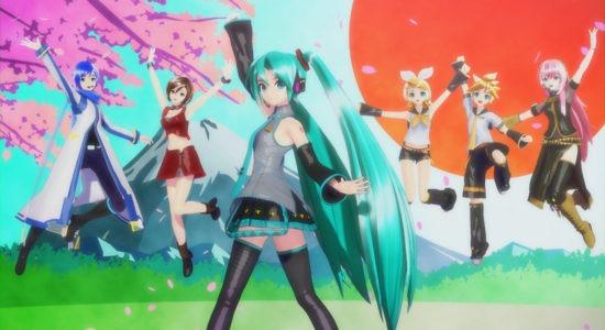 Hatsune Miku : Project DIVA Mega Mix