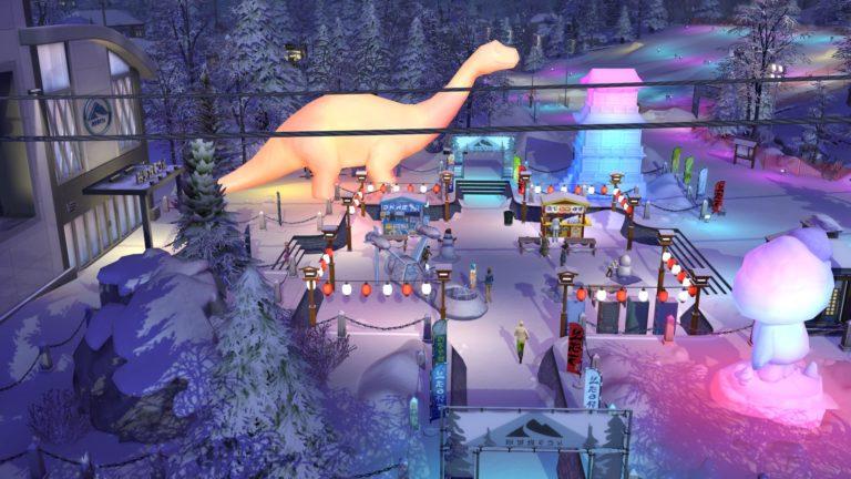 Sims 4 escapades