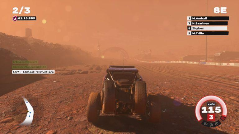 Critique Dirt 5