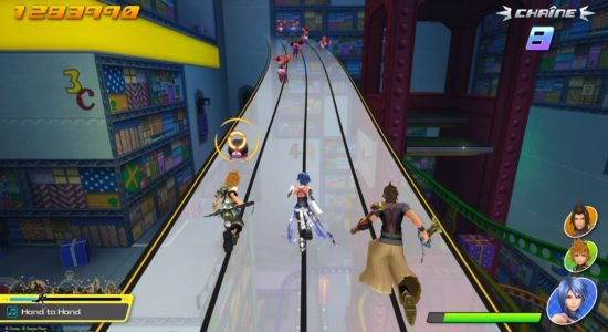 Kingdom Hearts : Melody of Memory