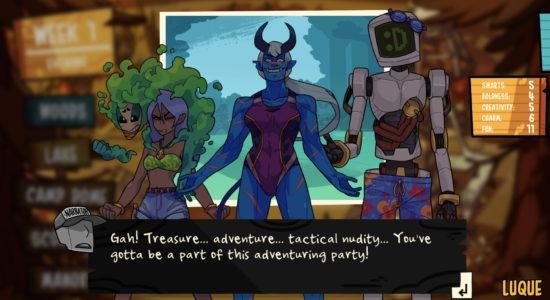 Monster Prom 2 : Monster Camp