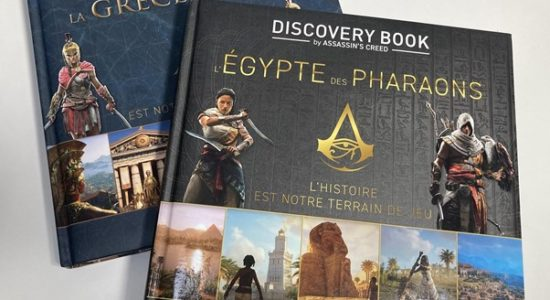 Discovery Book d'Assassin's Creed