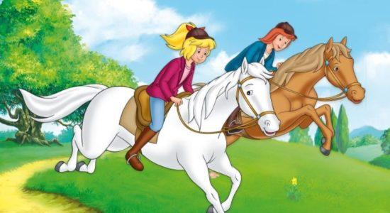 Bibi & Tina à la ferme équestre