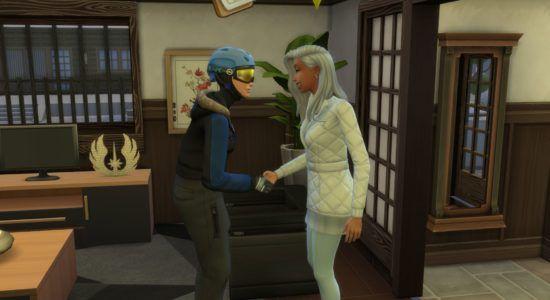 Les Sims 4 : Décoration d'intérieur