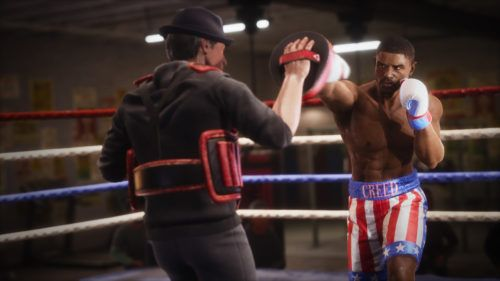 Big Rumble Boxing : Creed Champions